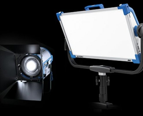 LED Lighting - Motion Picture Lighting