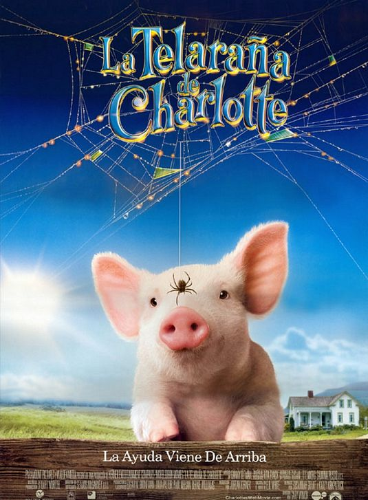 2006 Charlottes Web Motion Picture Lighting