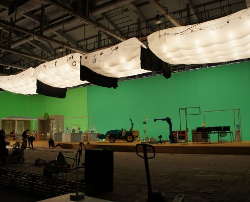 Motion Picture Lighting Gallery