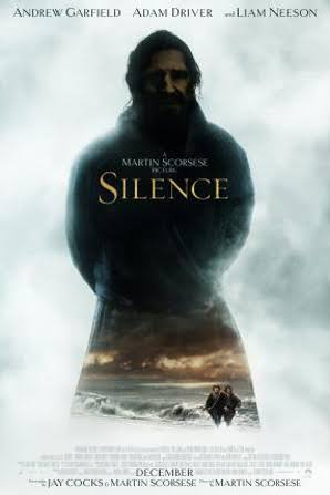 Motion Picture Lighting Credits - Silence 2016
