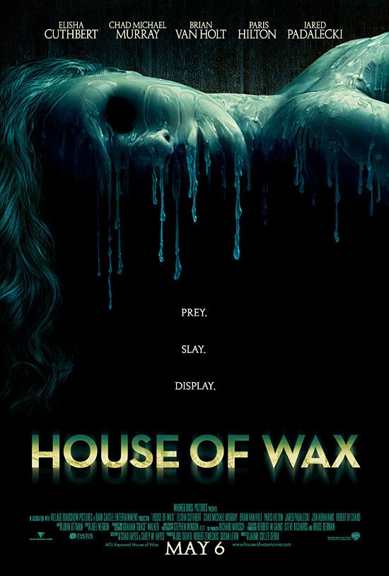 Motion Picture Lighting - House of Wax