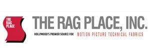 The Rag Place Logo Motion Picture Lighting