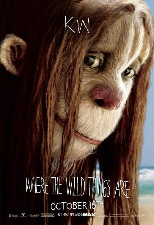 Where the Wild Things Are Motion Picture Lighting