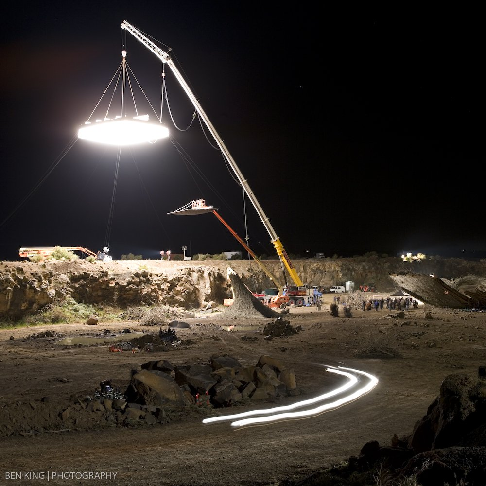 Ben King Photography Motion Picture Lighting