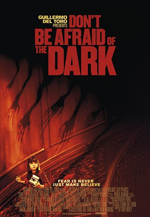 Don't Be Afraid of the Dark 2010 Motion Picture Lighting