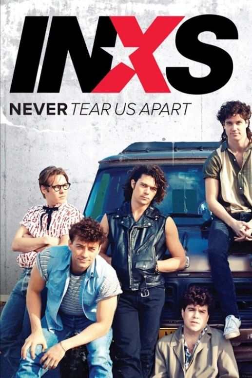 INXS Never Tear us Apart Motion Picture Lighting