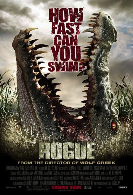 Rogue movie Motion Picture Lighting