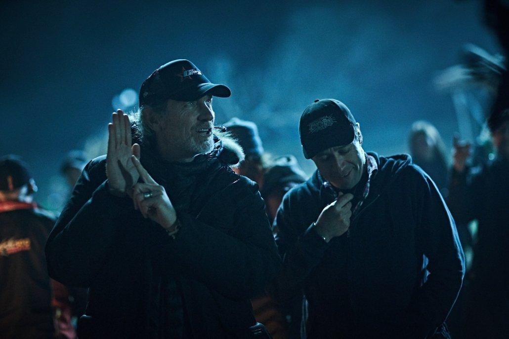 Motion Picture Lighting - Karl Engeler Ben King Photographer
